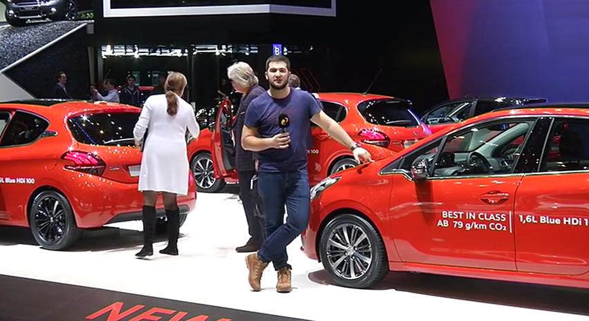 Moderniseeritud Peugeot 208 hakkab autoturgu ahvatlema veel enne jaanipäeva