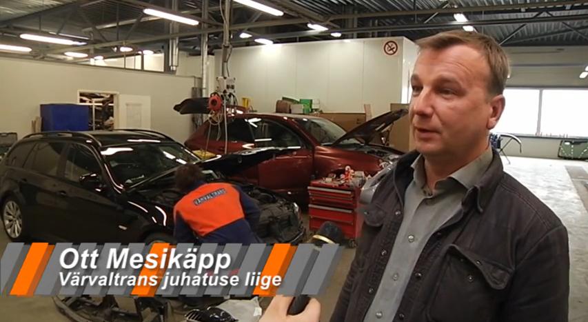 Avariisse sattunud auto remondikuludest päästab õigeaegselt sõlmitud kindlustusleping