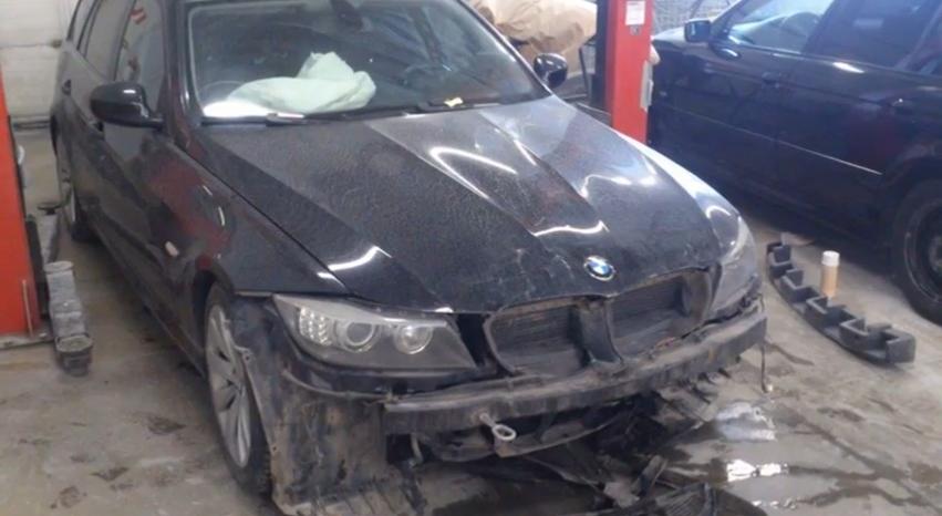 Avariisse sattunud auto remondikuludest päästab õigeaegselt sõltmitud kindlustusleping2