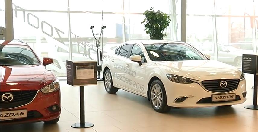"""Kaasajastatud Mazda sai """"uue kuue"""""""