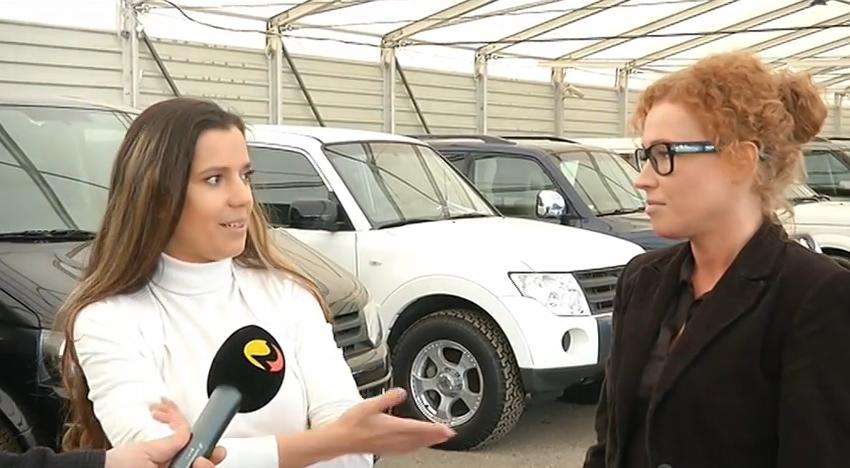 VIDEO! GoodNewsi peatoimetaja Monika Kuzmina pärast autovahatamiseksperimenti: naised ja autod sobivad ikka kokku küll