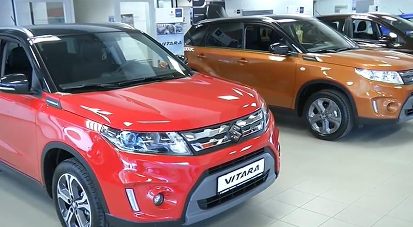 Odavam hind ei vähenda järjekordse kuu auto Suzuki Vitara välist ilu ja kvaliteeti