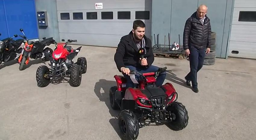 Rollerite ja ATV-de kevadhooaja põnev ja mitmekülgne algus-3