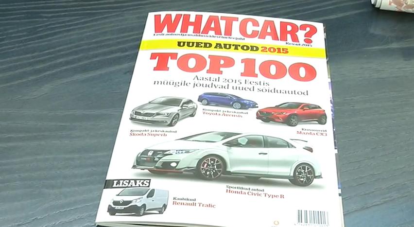 WHATCAR? Uus ajakiri tutvustab populaarsemaid automudeleid ja naiste uuemaid eelistusi