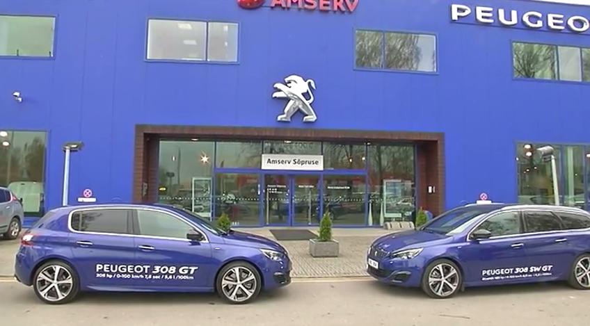 LIIDRIPOSITSIOON TAASTATUD! Peugeot tõusis tarbesõidukite liidriks