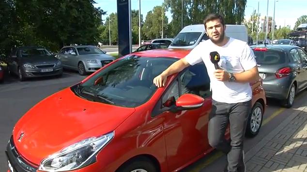ROOLI VÕIM! Peugeot esitleb üliökonoomset oranži hittmudelit