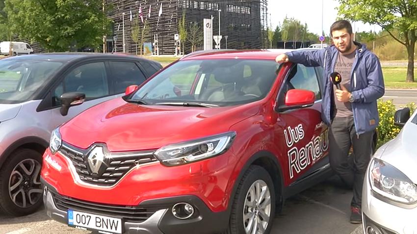 """ROOLI VÕIM! """"Ei ole võimalik!""""-tüüpi auto on Eestisse pärale jõudnud"""