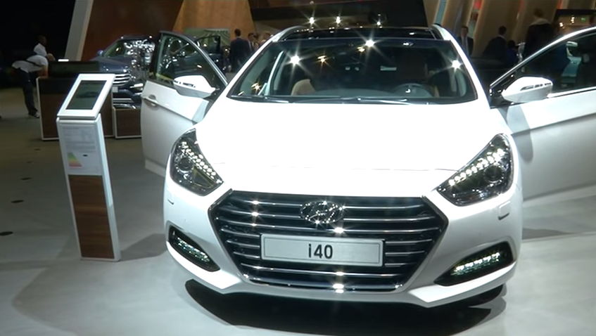 ROOLI VÕIM! Hyundai üllatab liitrise bensiiniturbomootoriga
