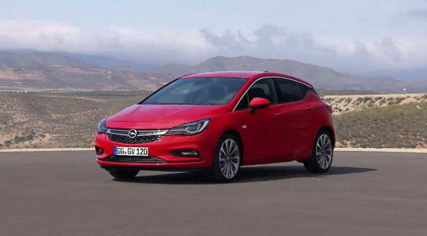 ROOLI VÕIM! Uus Opel Astra pole tema ise