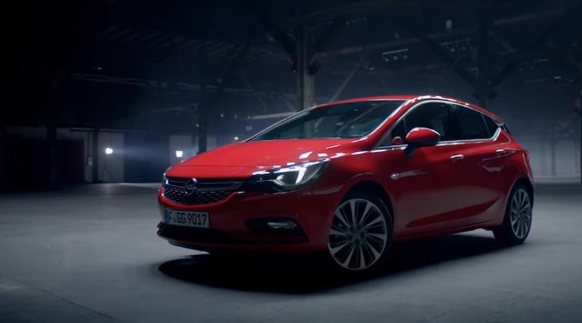 ROOLI VÕIM! Opel Astra tehnoloogilised üllatused rabavad