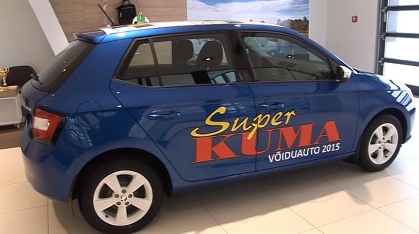 ROOLI VÕIM! Uus Škoda Fabia sõitis ristsõnalahendaja koju