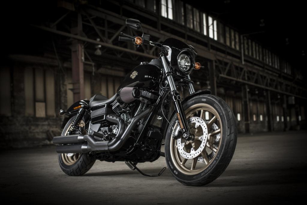 Harley-Davidson tõi turule uue põlvkonna tsikli – võimsa Low Rider S mudeli
