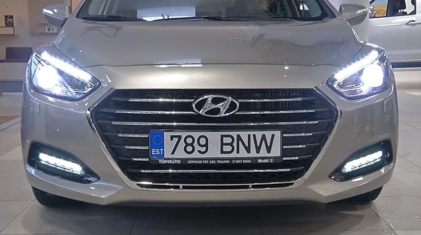 ROOLI VÕIM! Hyundai i40 uus mudel hellitab roolisolijat