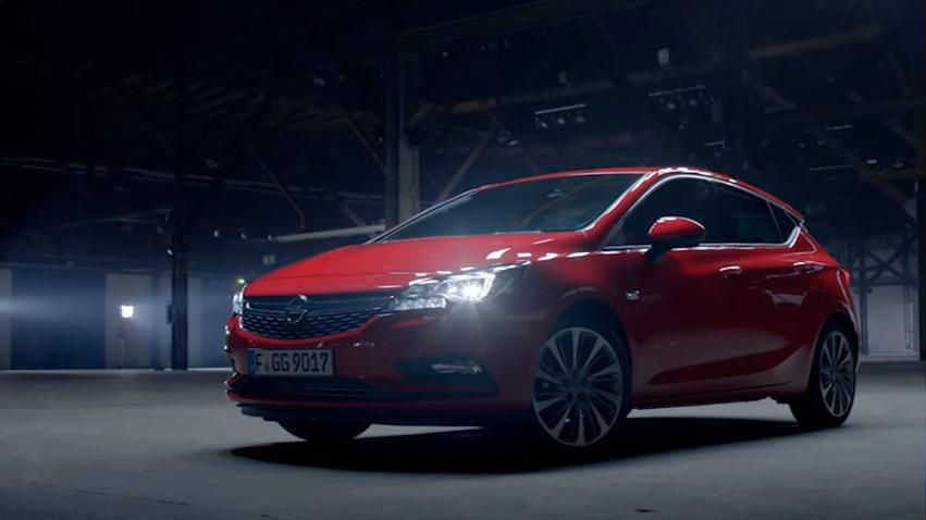 ROOLI VÕIM! Uus Opel Astra on loodud juhile, kes naudib sõitmist