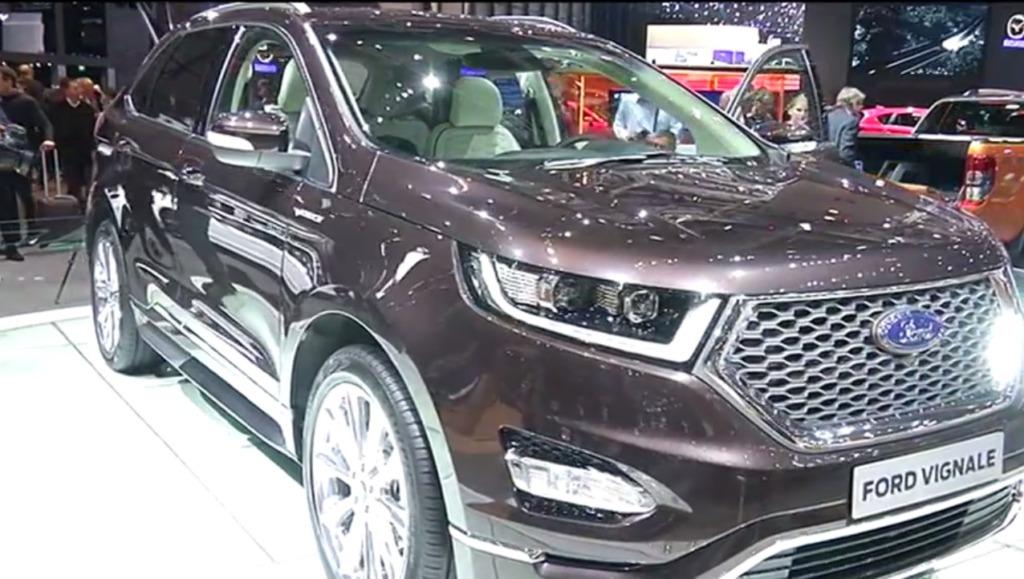 ROOLI VÕIM! Vana hea Ford annab põhjust uut mudelit Lexusega võrrelda