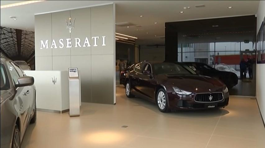 ROOLI VÕIM! Maserati uus linnamaasturi mudel ühendab endas luksust ja sportlikkust