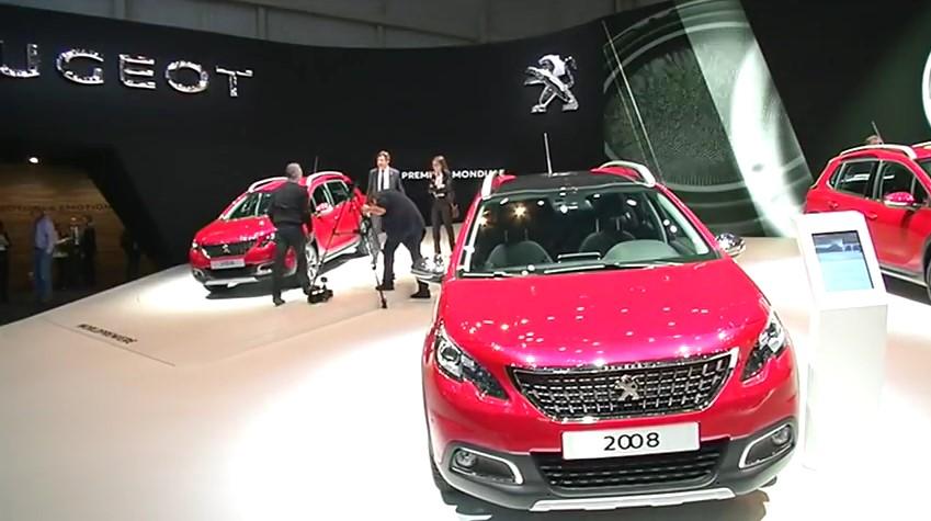ROOLI VÕIM! Peugeot' paigutab autosse kontori
