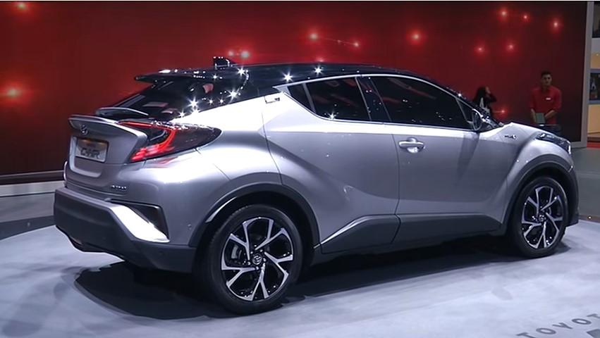 ROOLI VÕIM! Uus Toyota C-HR eristub täielikult kõigist teistest autodest