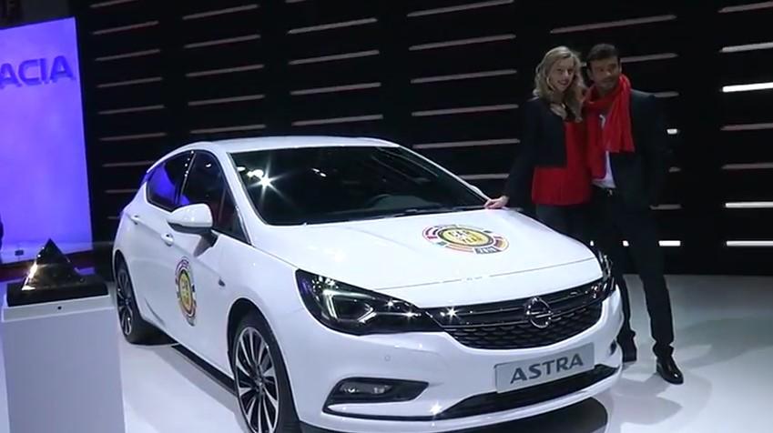 ROOLI VÕIM! Opel Astra tunneb uhkust aasta auto tiitli üle