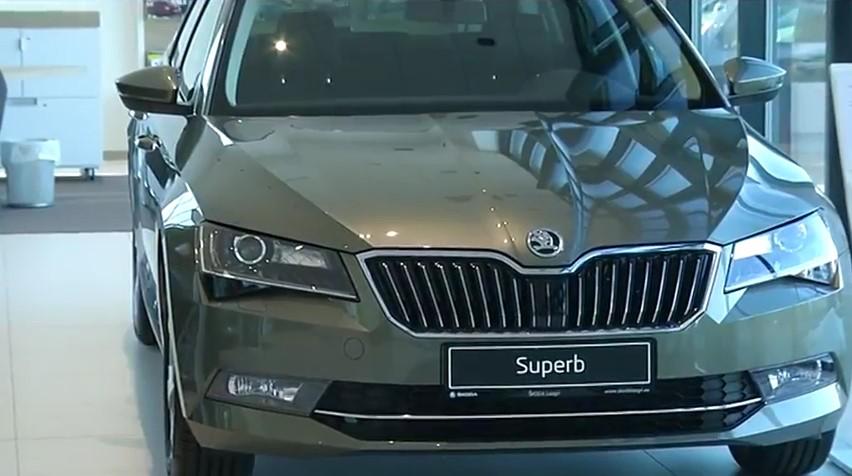 ROOLI VÕIM! Škoda Superb sai pärjatud aasta auto tiitliga
