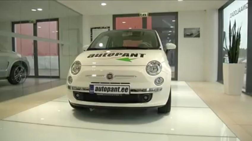 ROOLI VÕIM! Osaühingu Autopant/Autoliising loosiauto leidis omaniku