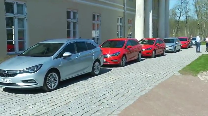 ROOLI VÕIM! Ajakirjanikud testivad Opel Astra pikapvarianti