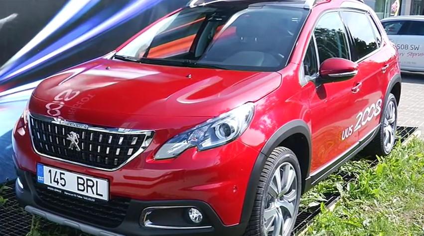 ROOLI VÕIM! Genfi autonäituse vaim hakkab Peugeot' kaudu Eestisse jõudma