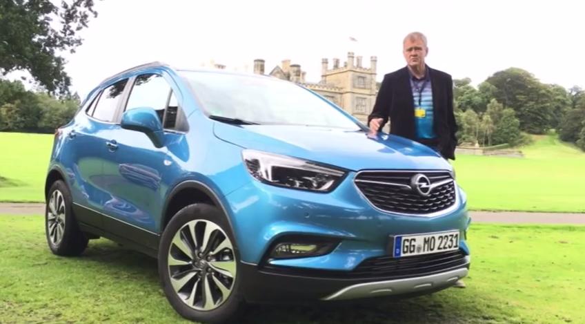 ROOLI VÕIM! Intelligentne Opel Mokka X kutsub vajadusel ise abi