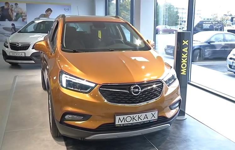 ROOLI VÕIM! Uus Opel Mokka X ootab salongis sportliku sõidustiiliga ostjaid