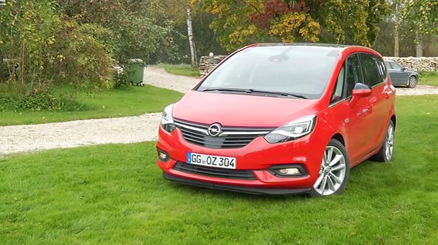 ROOLI VÕIM! Ta on kohe kohal — uus Opel Zafira