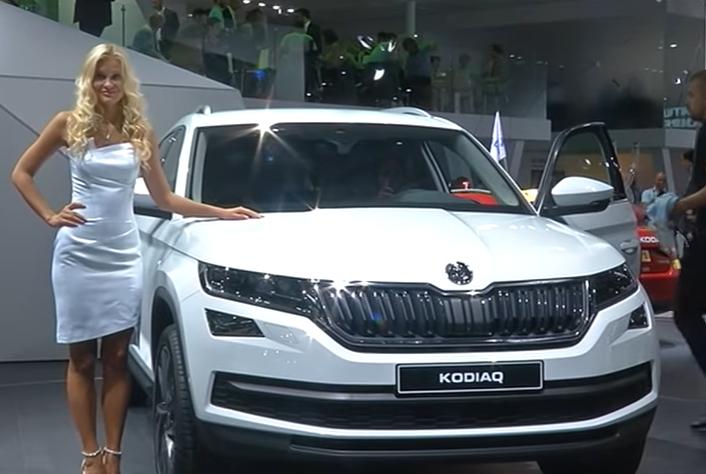 ROOLI VÕIM! Kogu Euroopa ootab Škoda uut mudelit Kodiaq