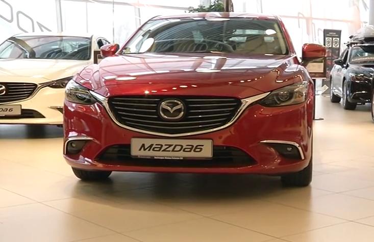 ROOLI VÕIM! Uus Mazda6 aitab roolisolijat tajumatult