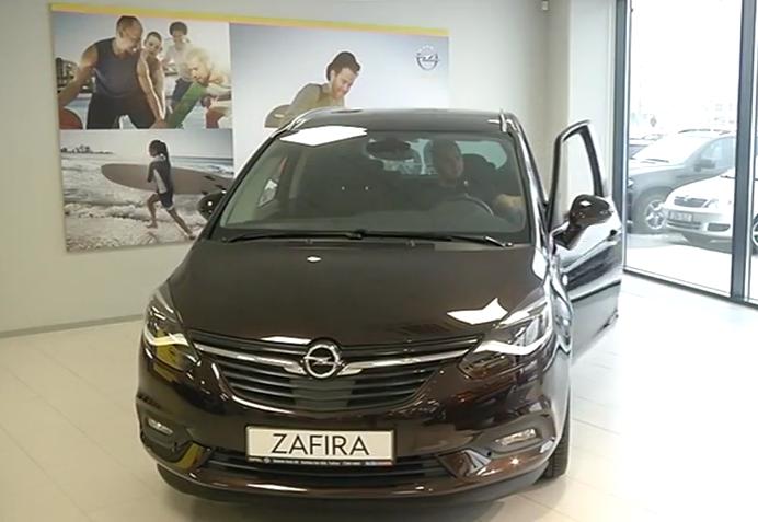 ROOLI VÕIM! Opel Zafiral on sündinud lapselaps ehk kolmanda põlvkonna auto