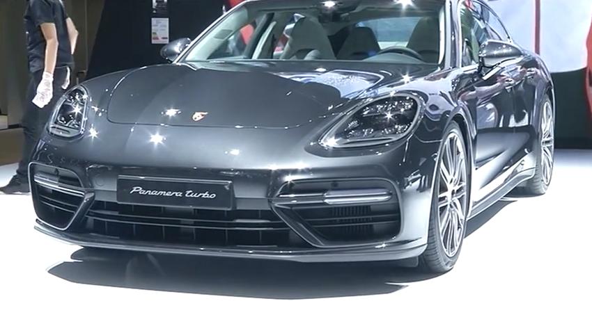 ROOLI VÕIM! Porsche Panamera on kui sportlik pereauto
