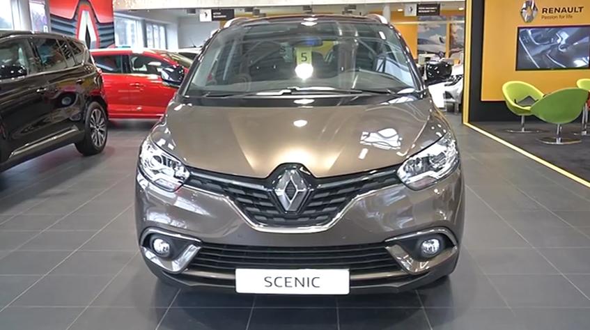 ROOLI VÕIM! Renault Scenic tähendab head varustust ja soodsat hinda