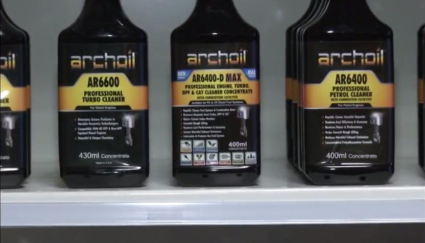 ROOLI VÕIM! Flexoil tutvustab Archoili ehk uued kütuselisandid turul