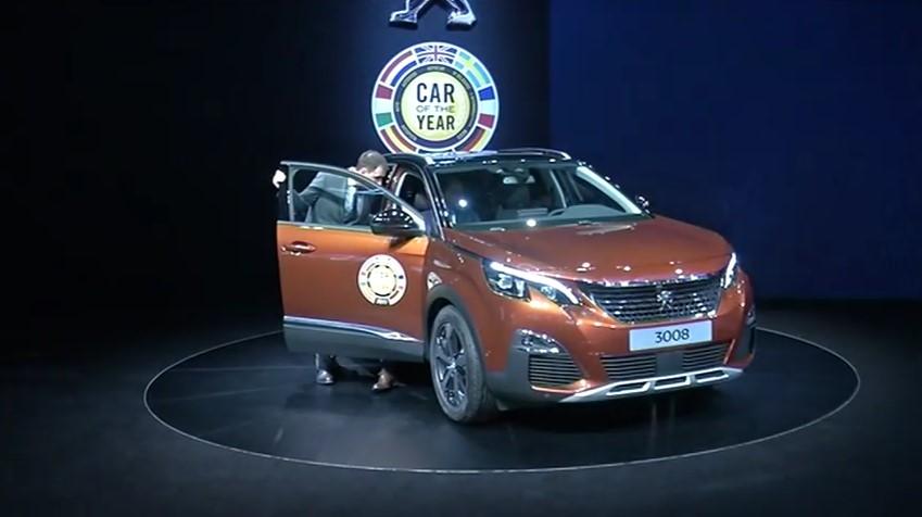 ROOLI VÕIM! Peugeot oli Genfi autonäitusel uhke mitmete saavutuste üle