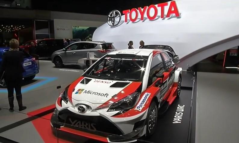 ROOLI VÕIM! Uus Yaris tõotab jätkata Toyota edulugu