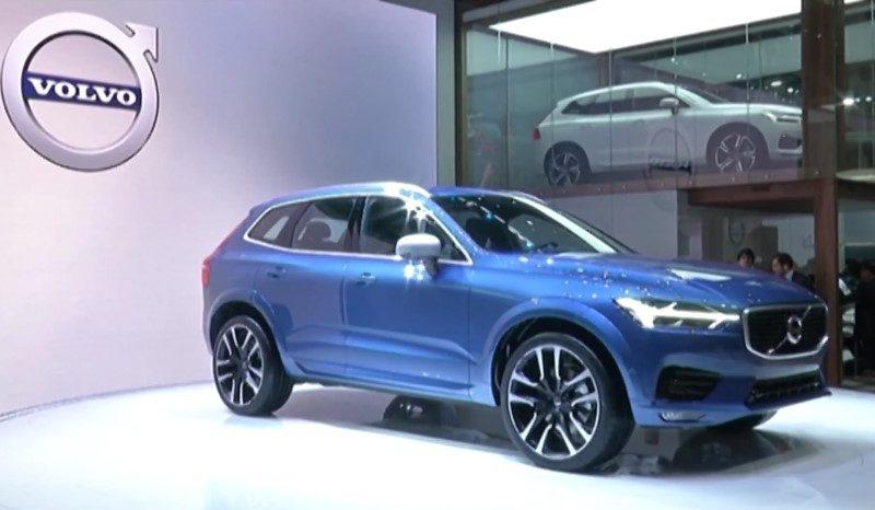 ROOLI VÕIM! Volvo tähistab 90. juubelit XC 60 mudeliga