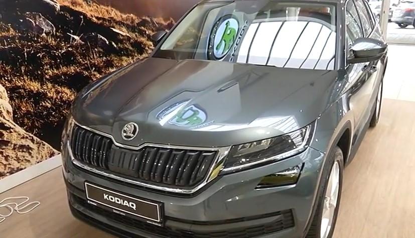 ROOLI VÕIM! Uus Škoda Kodiaq on nagu lego, mida saab oma näo järgi kujundada