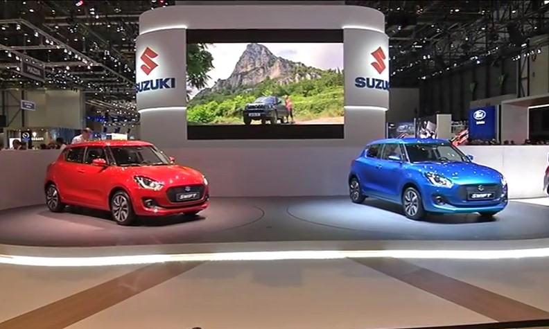 ROOLI VÕIM! Väike uuenenud Suzuki Swift suudab taas üllatada