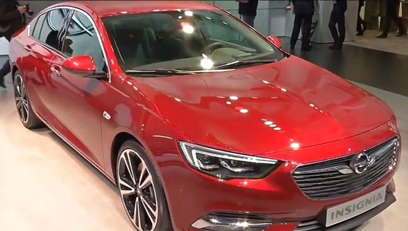 ROOLI VÕIM! Uus Opel Insignia on eelmisest mudelist säilitanud vaid dramaatilisuse