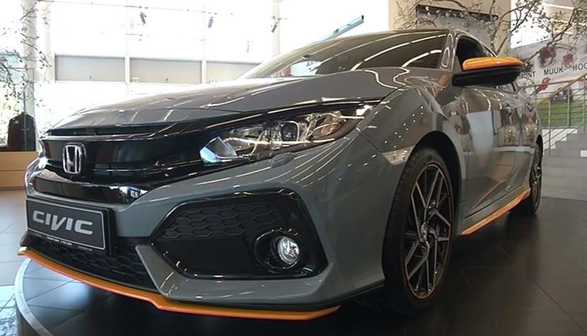 ROOLI VÕIM! Kuu auto tiitli haaras endale vana tuttav uues kuues Honda Civic