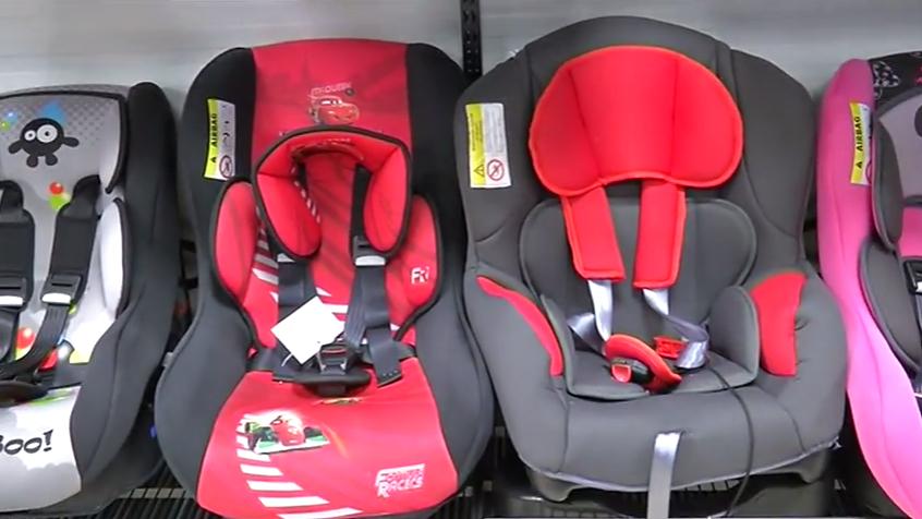 ROOLI VÕIM! Lapse turvatool on auto ülitähtis lisa