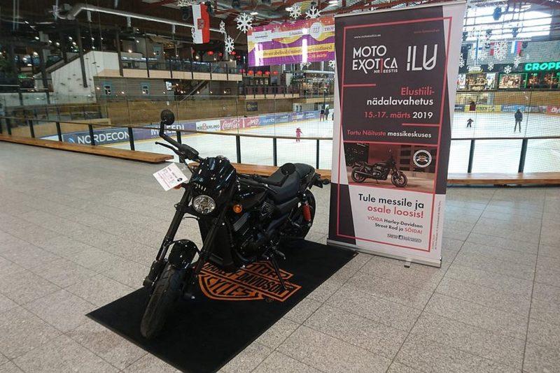 Tartus peetakse moto- ja iluteemalist elustiilinädalavahetust