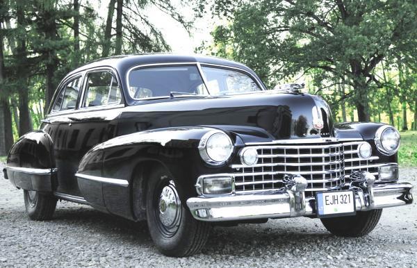 1942 Cadillac 62 Leedu